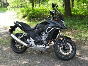 Honda CB500X 2013 bas kilométrage