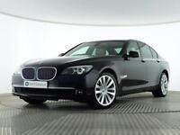 2009 BMW 7 Series 3.0 730d SE 4dr