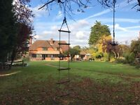 Housekeeping /Aupair Couple Live In, required Surrey.