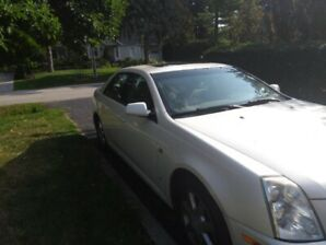 Cadillac STS 2006, V6  for sale
