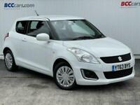 2013 Suzuki Swift 1.2 SZ2 3dr Hatchback Petrol Manual