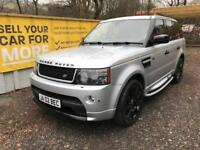 Land Rover Range Rover Sport Tdv6 Hse Estate 2.7 Automatic Diesel