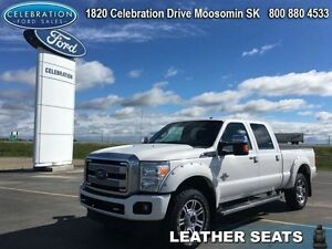 2016 Ford F-350 Super Duty Platinum  6.7L Powerstroke Diesel!