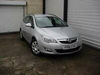 2011 61 Vauxhall Astra 1.7CDTi 16v Exclusiv Estate **Full Service History**
