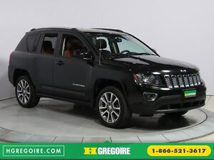 2014 Jeep Compass Limited 4WD AUTO A/C CUIR TOIT MAGS