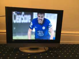 19 inch TV with built in DVD player