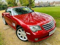 2007 Chrysler Crossfire 3.2 2dr Coupe Petrol Automatic