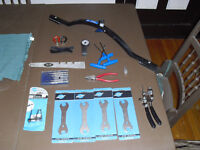 PARK TOOLS velo bike OUTILS wrenches DISH chain SPOKE etc..