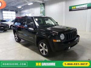 2016 Jeep Patriot High Altitude 4X4 (TOIT-CUIR) A/C Gr-Électriqu