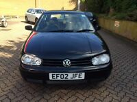 Volkswagen Golf 2.0 petrol GTI mot till March 2017