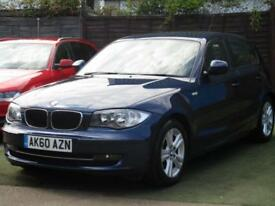 2010 BMW 1 Series 2.0 118i SE 5dr
