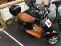 Great condition piaggio ET2 50cc vespa 12 month MOT full service