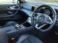 2018 Mercedes-Benz E CLASS DIESEL COUPE E220d AMG Line Premium 2dr 9G-Tronic Aut