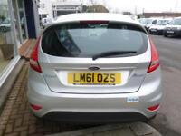 2012 Ford FIESTA ECONETIC TDCI VAN *SILVER* Manual Small Van
