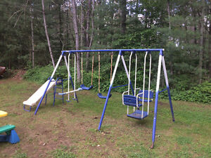 Children's Swing Set