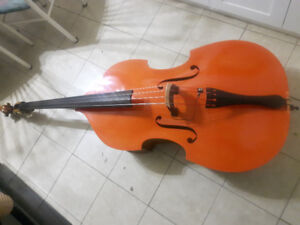 ACOUSTIC UPRIGHT BASS FOR SALE