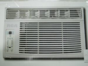 New RCA Window Air Conditioner