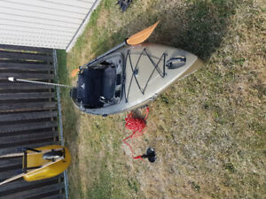Ascend FS 10 Fishing Kayak