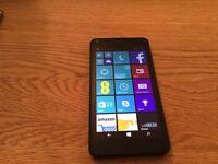 "Nokia Lumia 640 8gb 5""inch screen and 8MP camera"