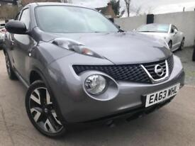 Nissan Juke N-Tec 5dr PETROL MANUAL 2013/63