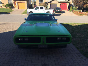 1971 charger 440 4 spd Windsor Region Ontario image 6