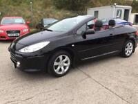 Peugeot 307 CC 1.6 16v Coupe Allure 1 owner only 27,000 miles