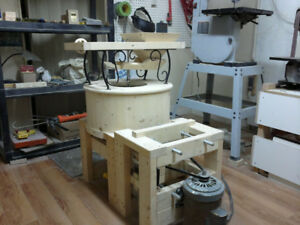 1/3 scale Grist Mill