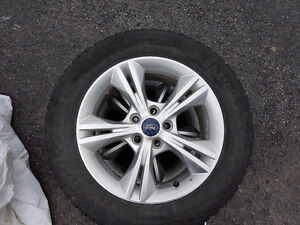 Mags Ford 205/60/R16