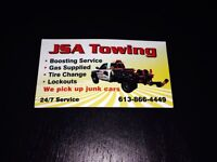 Need a Tow? Fast, Reliable, Friendly-WE BUY JUNK/UNWANTED CARS