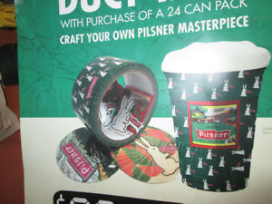 PILSNER Duct tape Stickers Wanted TRADE