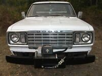 1978 Dodge Other D 100 Pickup Truck