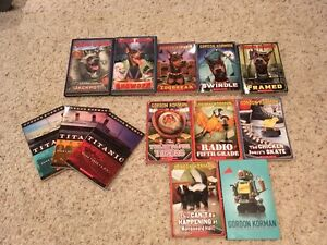Gordon Korman Collection