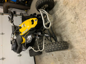 2015 Can Am DS 450 atv