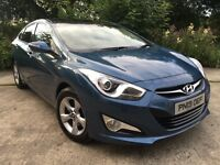 Stunning 2013 Hyundai I40 Active Blue Drive ***ONLY 20000 MILES***