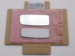 C919L LOWER CONVEX Mirror Glass for SPRINTER Driver Side Left LH