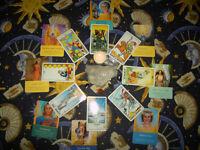 Free Fun Psychic Readings:  Tarot, Oracle, Tea Cup, Flame, Angel