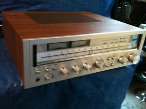 Vintage SANYO am/fm Receiver Fully Serviced  Sounds GREAT..
