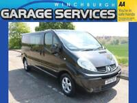 RENAULT TRAFIC SPORT EXCELLENT CONDITION ** LOW MILES**
