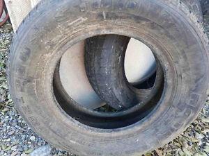 """2-snow-ice 13""""tires 175-70-13"""