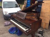 John broadwood 6ft Grand Piano Free Delivery