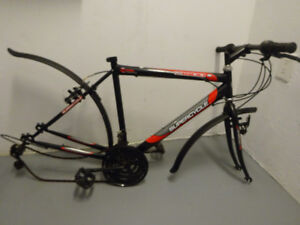 Bike frame SUPECYCLE SC1600 Bicycle Front Wheel 26' X 1.95' $35.