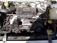 SUBARU EJ22 ENGINE COMPRESSION 140-150 3 MONTH WARRANTY $500 Lonsdale Morphett Vale Area Preview