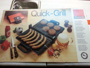 Made in Germany electric griddle