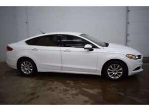 2017 Ford Fusion S BACKUP CAM | PUSH START | LOW KM