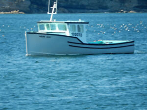 LOBSTER BOAT FOR SALE