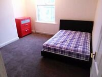 Large double bedroom in a friendly shared house in Carrington, NG7 7AD
