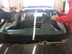 Autoglass Repair and Replacement