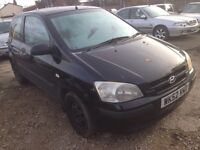 Hyundai Getz long mot drives superb 295