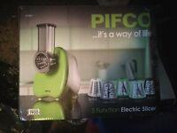 Pifco electric slicer