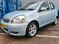 2004 TOYOTA YARIS 1.3 VVT i T Spirit 5dr AUTOMATIC, FSH, ONE OWNER